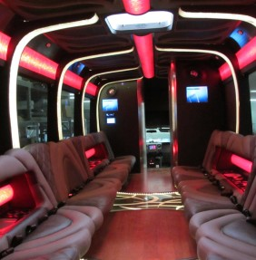 Book a Limo Bus!