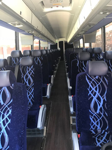 Luxury bus and limo rentals